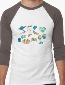 mulder it's me Men's Baseball ¾ T-Shirt