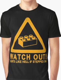 Watchout! Graphic T-Shirt