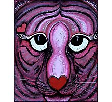 Love Tiger Photographic Print