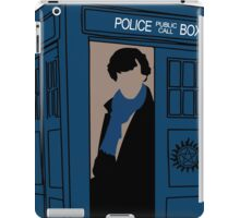 Supernatural, Doctor Who and Sherlock  iPad Case/Skin