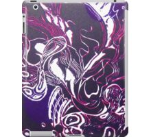 Jellyfish (Purple) iPad Case/Skin