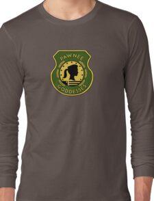 Pawnee Goddess - Parks & Recreation Long Sleeve T-Shirt