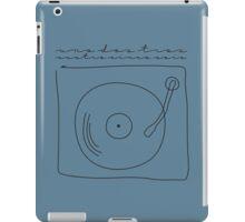 Uno dos tres... iPad Case/Skin