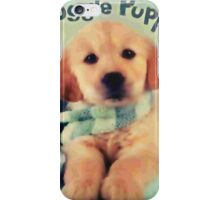 Snuggle Puppy iPhone Case/Skin