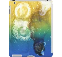 Monoprint (Space) iPad Case/Skin