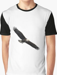 Isolated American Bald Eagle 2016-2 Graphic T-Shirt