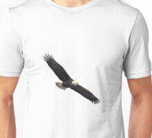 Isolated American Bald Eagle 2016-2 Unisex T-Shirt
