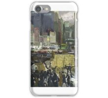 George Wesley Bellows (1882 – 1925), NEW YORK iPhone Case/Skin