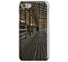 Yarralumla Woolshed in Canberra/ACT/Australia (5) iPhone Case/Skin