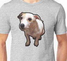Gnar Jack Russell Terrier Unisex T-Shirt