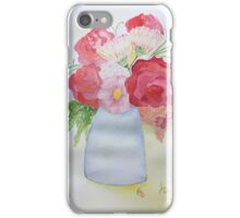 Momma's Flowers  iPhone Case/Skin