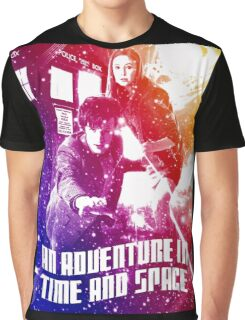 An Adventure in Time and Space Graphic T-Shirt