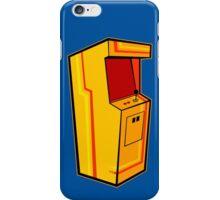 Arcade, Orange iPhone Case/Skin