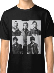 Big Bang in Black & White Classic T-Shirt