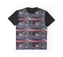 Aaron Johnson Graphic T-Shirt