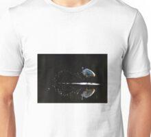 Egret's dinner Unisex T-Shirt