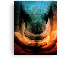 Buddha Meditation Enlightenment Canvas Print