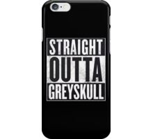 Critical Role - Greyskull iPhone Case/Skin