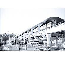 Miami Metro Hub Photographic Print