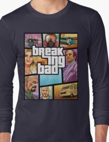 Breaking Bad 5 Long Sleeve T-Shirt