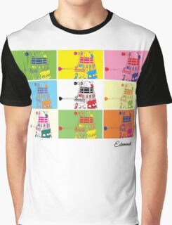 Dalek Warhol Graphic T-Shirt