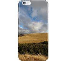 Woolnorth wind farm, Tasmania iPhone Case/Skin