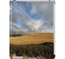 Woolnorth wind farm, Tasmania iPad Case/Skin
