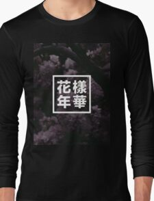 BTS In The Mood For Love Long Sleeve T-Shirt