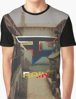 FaZe CSGO Rain Graphic T-Shirt