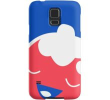 Halo 5 Meatball Cherries Emblem Samsung Galaxy Case/Skin