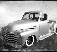 Chevy Pickup by Keith Hawley