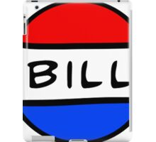 Bill Badge School House Rock iPad Case/Skin