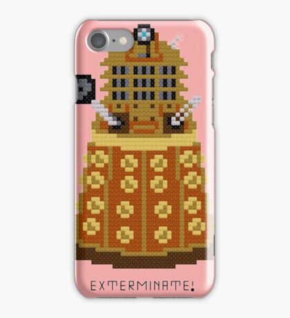 Dalek Exterminate iPhone Case/Skin