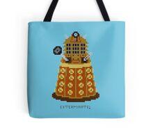 Dalek Exterminate Tote Bag