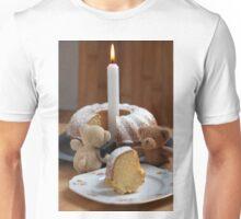 Bear's Birthday Guglhupf Cake Unisex T-Shirt