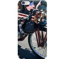 1910 Motorcycle iPhone Case/Skin