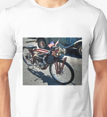 1910 Motorcycle Unisex T-Shirt
