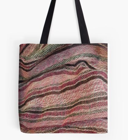 Stripes Of Glad Tidings Tote Bag