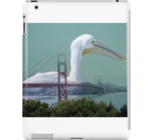 35mm Found Slide Composite - Pelicanzilla iPad Case/Skin