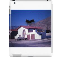35mm Found Slide Composite - Dog House iPad Case/Skin