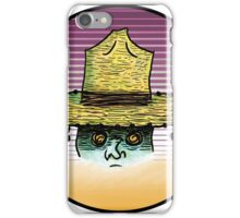 Sombrero man¿? iPhone Case/Skin