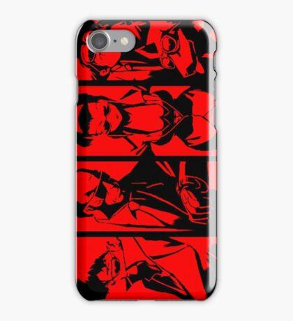 Cowboy Bebop Character iPhone Case/Skin