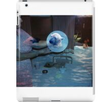 35mm Found Slide Composite - Polar Bear Plate iPad Case/Skin