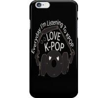 Love KPOP iPhone Case/Skin