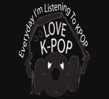 Love KPOP Kids Tee