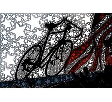 """Ride the Stars"" abstract photo Photographic Print"