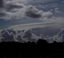 Cloudy in Hayle by Deb Vincent