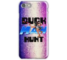 Duckman Hunt 8 Bit Retro iPhone Case/Skin