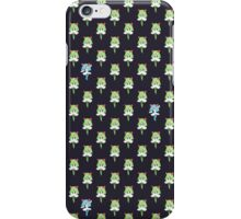 Kirlia Pattern iPhone Case/Skin