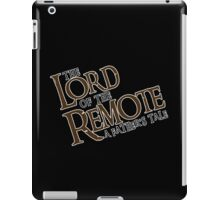 The Lord of the Remote iPad Case/Skin